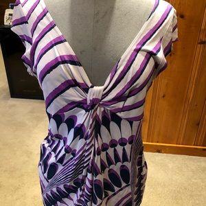 Nanette Lepore sexy shirt. Size medium.
